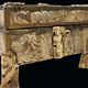 Antik  elfenbein oder knochen büchse Schmuckkiste schatulle Kiste bone ivory marriage casket box