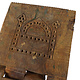 antique islamic Quran stand swat valley  No:W5