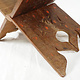 antique islamic Quran stand swat valley  No:W1