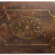 Antique brass inlay  Box Chest Casket PK/IT