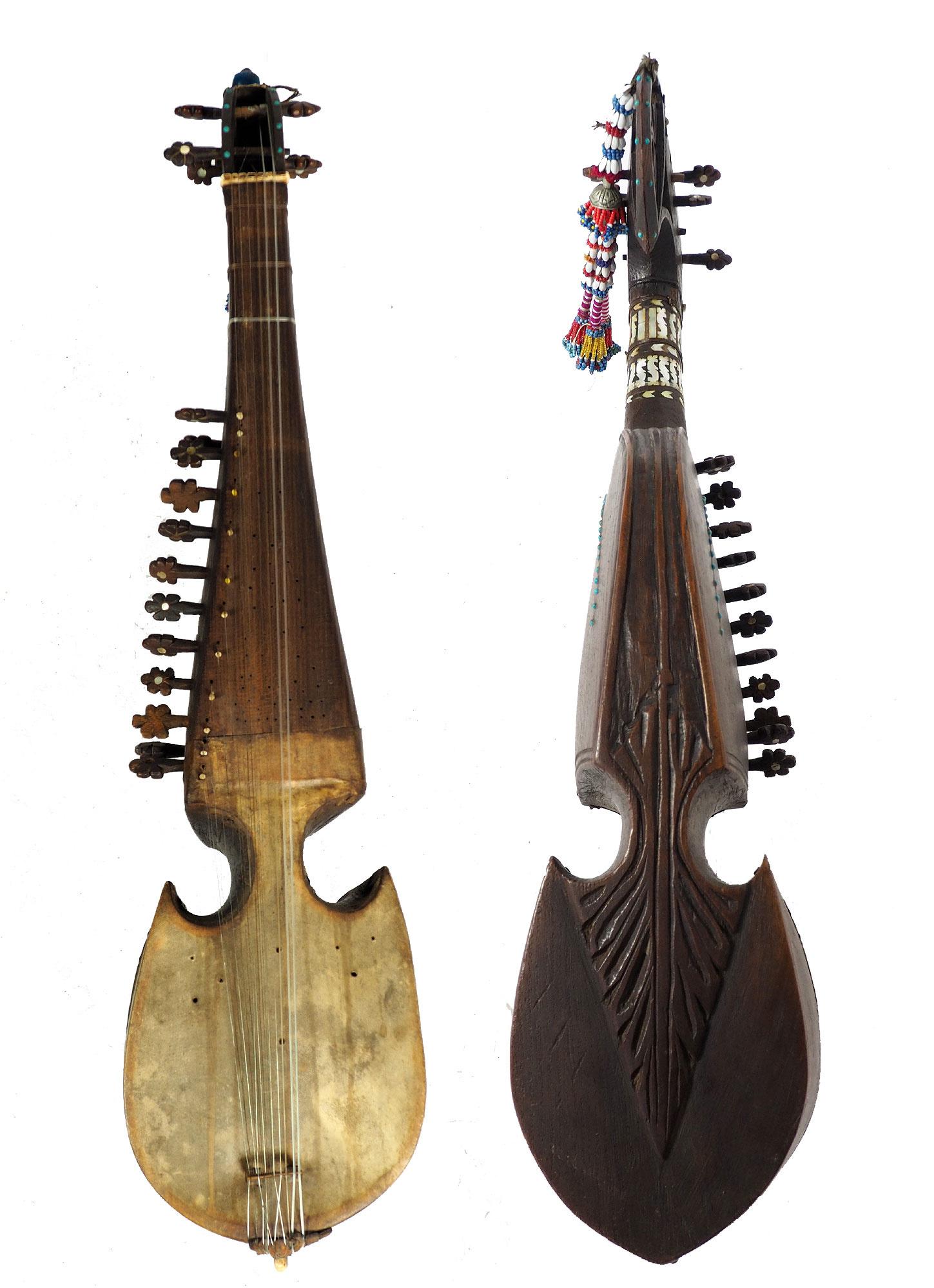 Afghan musikinstrumen Bubab Nr-19/A