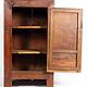 antik Holz Landhaus Schrank bauernschrank cabinet Nuristan Afghanistan IT/NUR