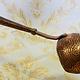 antik Massiv islamische Kupfer mini hand Wasserpfeife shisha Hookahs Schischa nargile Kalian aus Afghanistan Nr:19/14  - Copy