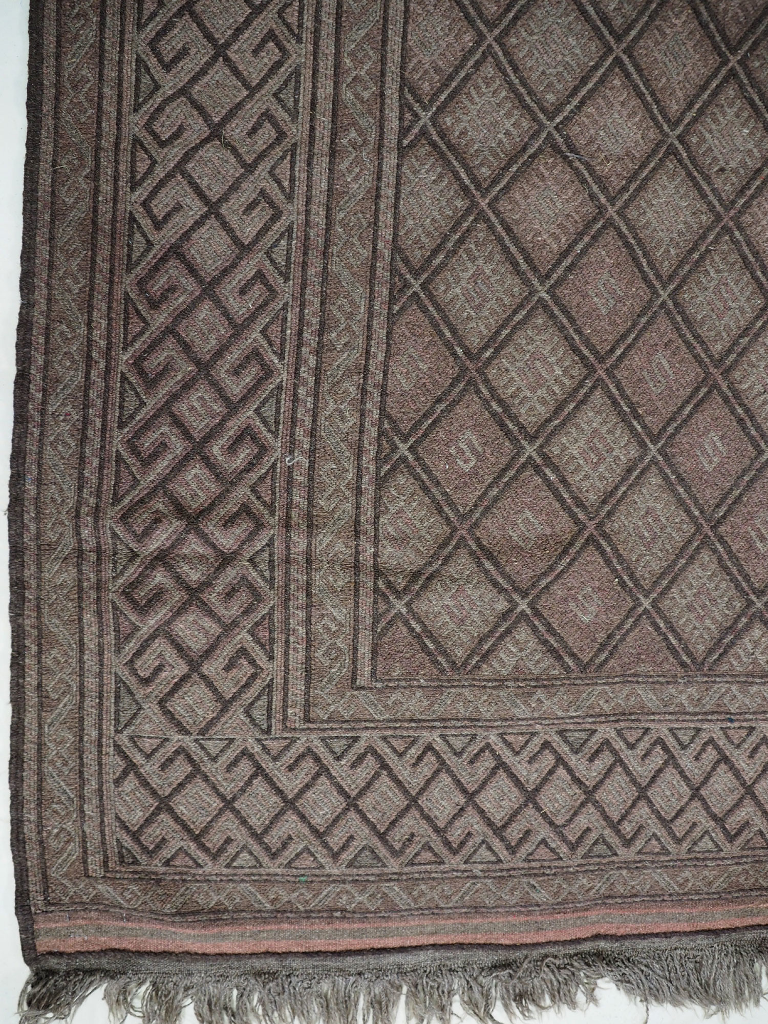 258x180 cm  sumakh kelim Taimani Balouch Süd-Afghanistan Nr-TM-7