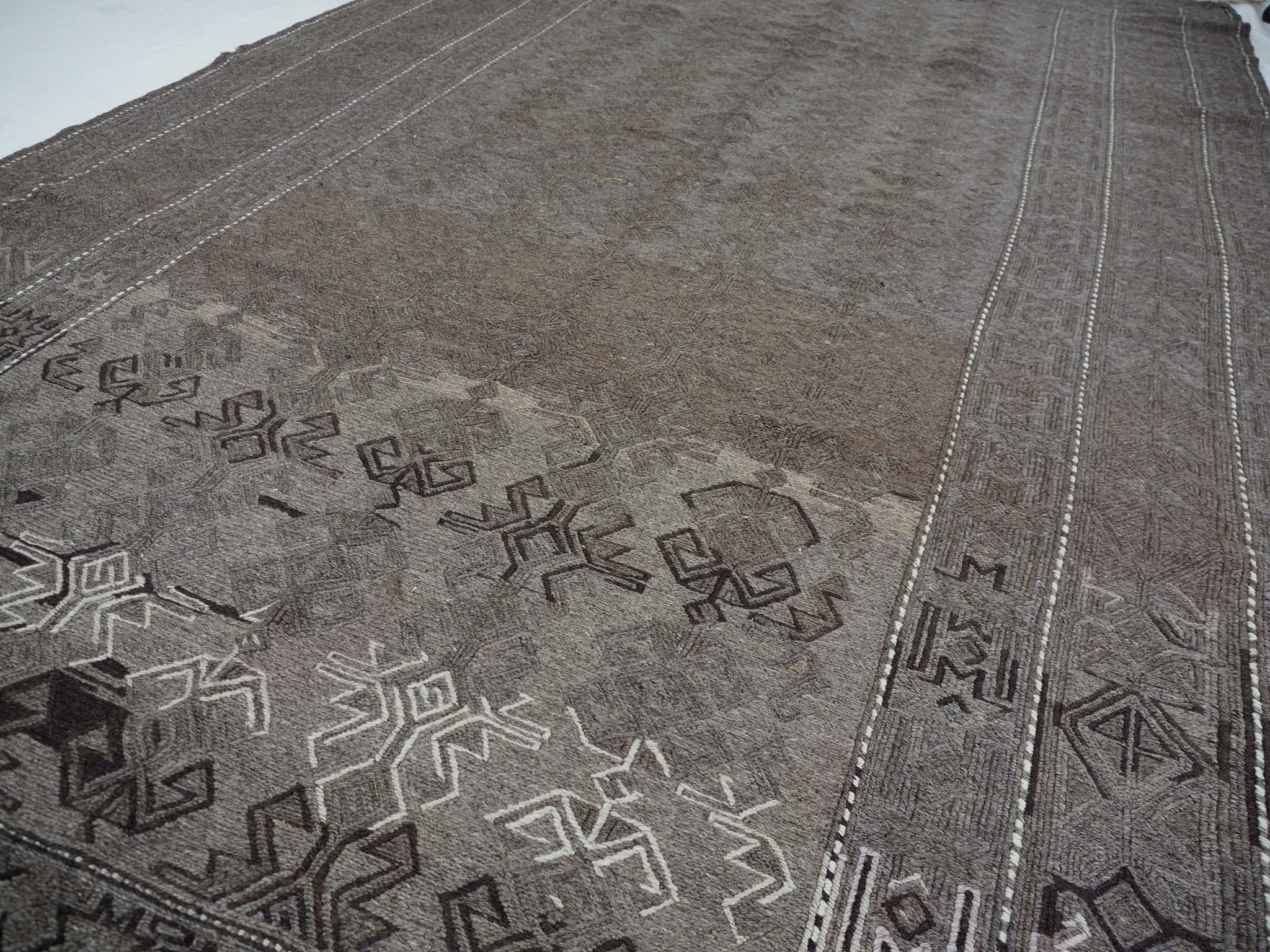 280x162 cm  sumakh kelim Taimani Balouch Süd-Afghanistan Nr-TM-8