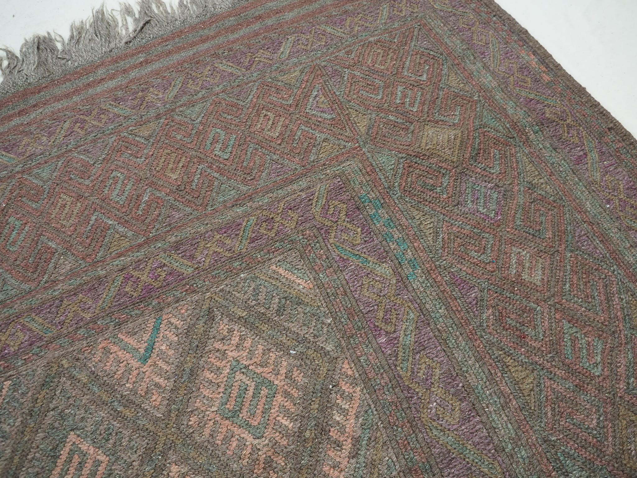 275x170 cm  sumakh kelim Taimani Balouch Süd-Afghanistan Nr-TM-10