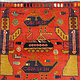 Afghan Kriegteppich Handgeknüpf Teppich Afghanistan panzer kampfjet gewehr USA Army Nato ISAF war rug Nr:19/ 19