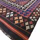 213x133 cm orient Teppich Afghan Uzbek Nomaden Planzenfarbe kelim kilim No:19/A
