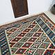 200x150 cm handgewebte orient Teppich Nomaden afghan kelim No:653
