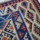 210x160 cm handgewebte orient Teppich Nomaden afghan kelim No:7