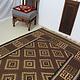 282x160 cm handgewebte orient Teppich Nomaden afghan kelim No:470