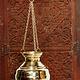 2,5 liters of  solid brass orient Ayurvedic Shirodhara Panchakarma oil therapy Yoga Dhara vessel india -No: 19