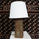 Antique lamp base  Nuristan  19/5