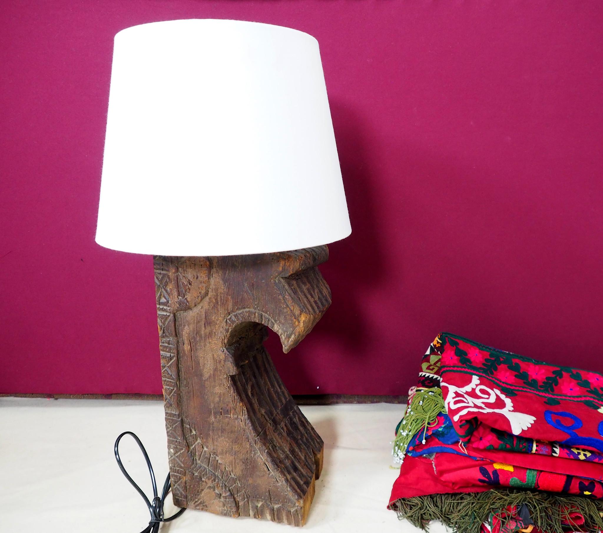 Antique lamp base  Nuristan  19/7