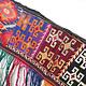 antik orient Usbek Nomaden Suzani Jurten Zierband saye-gosha aus Afghanistan Nr:19/ B