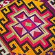 antik orient Usbek Nomaden Suzani Jurten Zierband saye-gosha aus Afghanistan Nr:19/Y