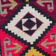 antik orient Usbek Nomaden Suzani Jurten Zierband saye-gosha aus Afghanistan Nr:19/A