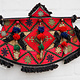 antique orient wedding fan swat Pakistan No:19/A