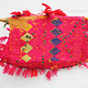 antique orient wedding fan swat Pakistan No:19/D