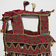 antique Uzbek wedding camel headdress from Afghanistan - 19/B