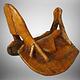 antik Plains Indian Pferd Sattel Native American