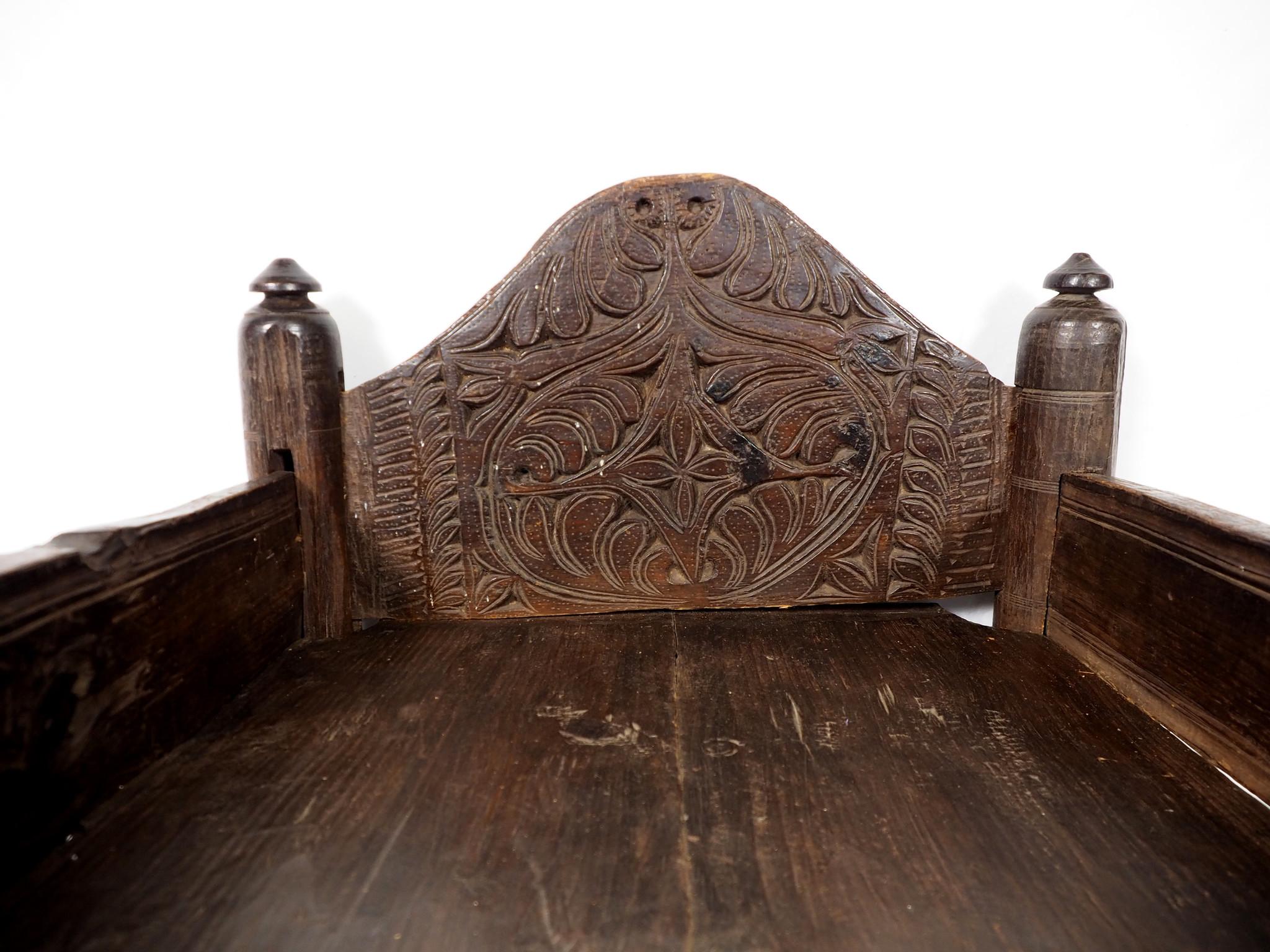 antik islamic gebetsbrett Nuristan Jai Namaz  prayers table (ulm)