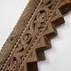 220 cm x 16,5 cm antik orient handgeschnitzte Massiv Holz Afghanistan Nuristan Panel Pakistan Swat-Valley 18/19 Jh. Nr:20/E