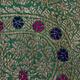 225x160 cm sehr seltener antike 20. Jahrhundert seiden Hochzeit Schal aus Banaras Indien.