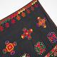 200x170 cm antik Frauen Hochzeit Schal kopftuch burka aus Afghanistan Nuristan kohistan Nr-20/A