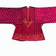 antike Nomaden Kleid Kurta Tunika aus swat-tal Pakistan Ende des 19. oder Anfang des 20. Jahrhunderts Nr:20/A