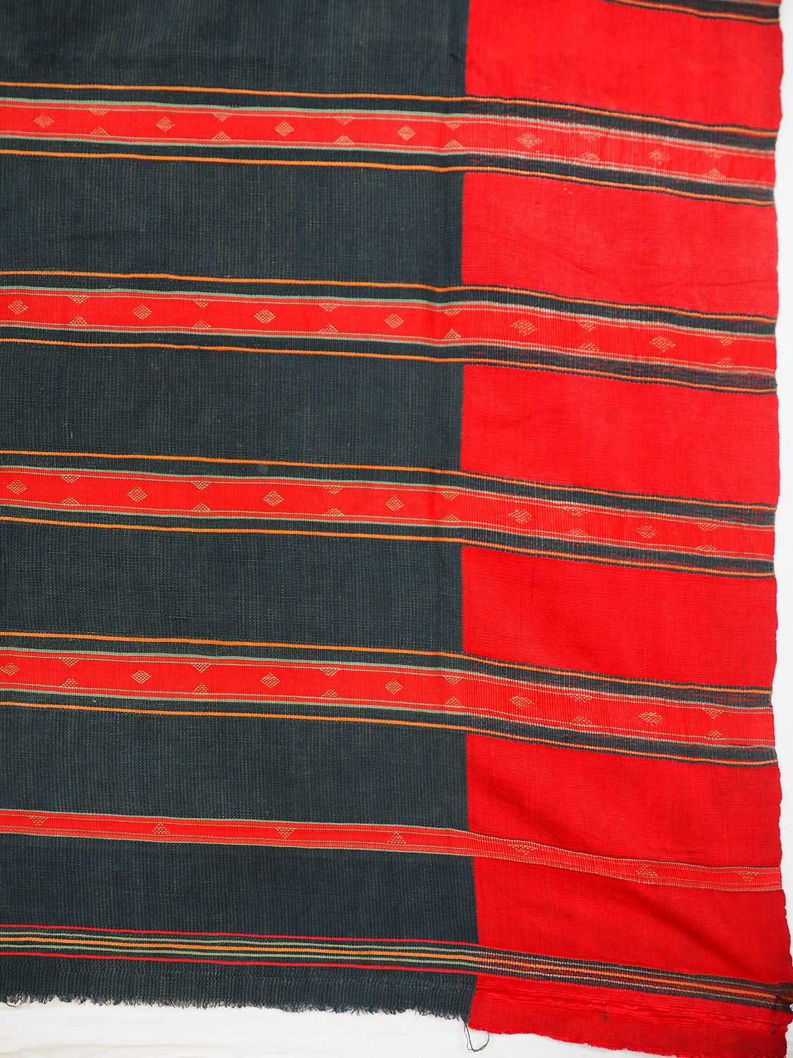 antique  silk embroidered  waziri men wedding shawl  20/A