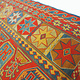 220x156 cm Caucasian Soumak Kilim Rug WL/J