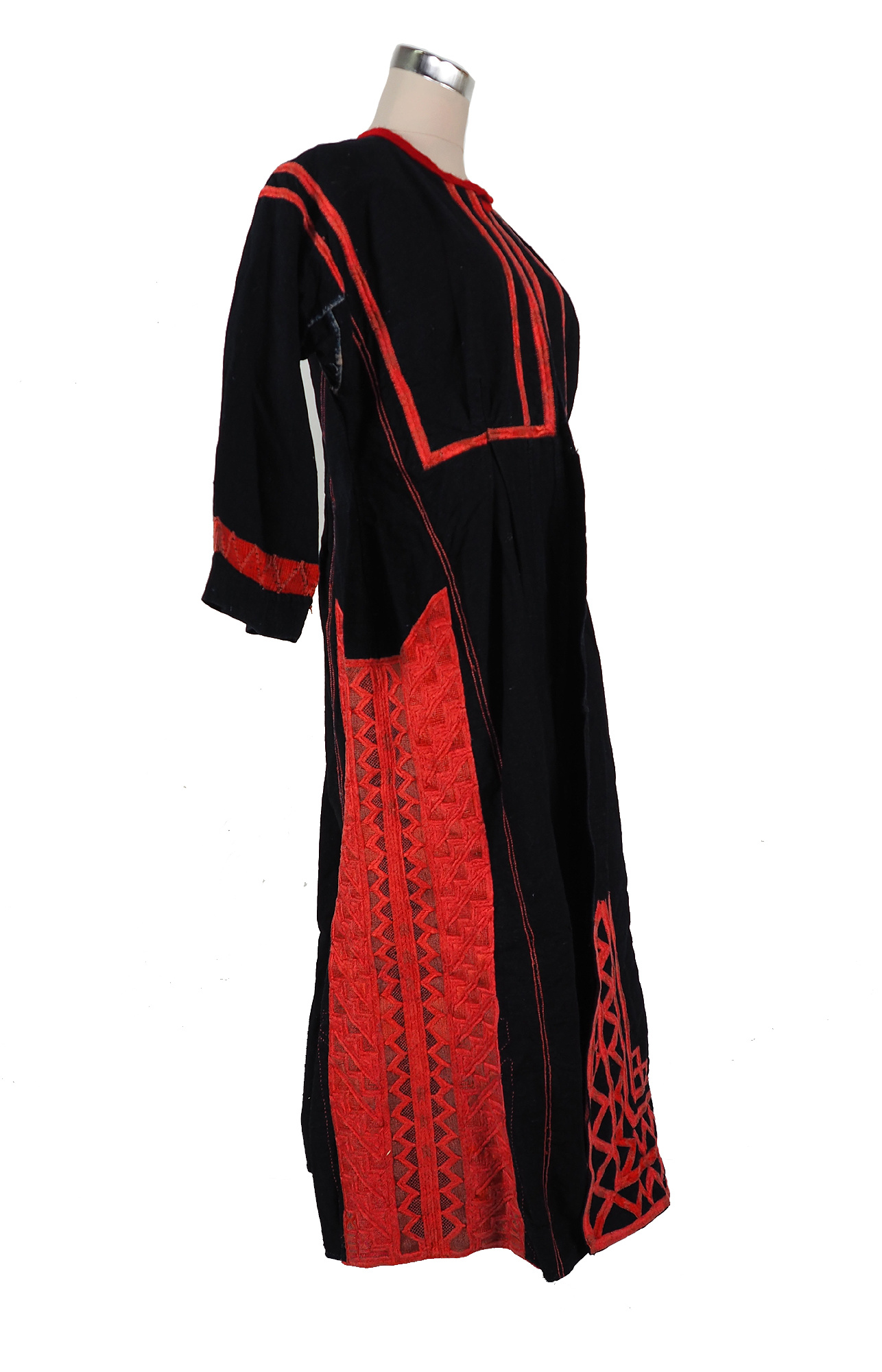 Palestinian girls embroidered ethnic dress No:20