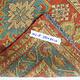 350x80 cm  (11,4 x 2,6 ft )  tribal Nomadic Caucasian Soumak sumakh  Vintage Kilim rug  runner carpet stair carpet corridor Hallway No-WL/P