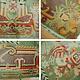Bukhara 250x143 cm antique Khotan rug Chinese Turkestan No:20/B