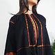 Palestinian girls embroidered ethnic dress No:18