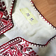 Palestinian girls embroidered ethnic dress No:11