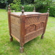 antique 19th century orient vintage cedar wood treasure Dowry Chest from Nuristan Afghanistan Pakistan (swat vally ) No:1