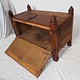 antique orient vintage cedar wood treasure Dowry Chest from Afghanistan Kabul istalif No:BAS 1