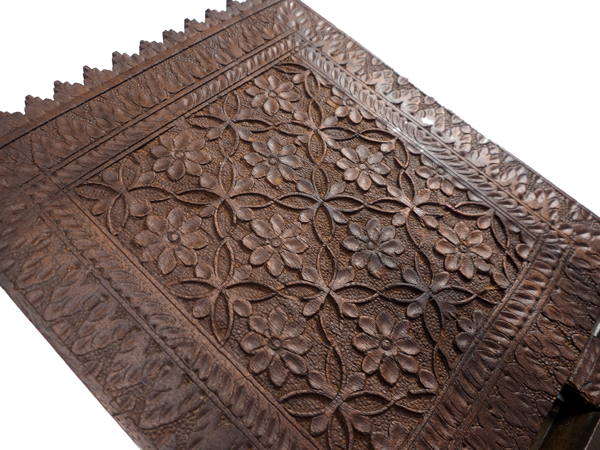 antique islamic Quran stand swat valley  No:20/A