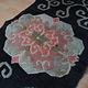 220x53 cm antik Tibetischer Khaden Yoga Meditation Dorfteppich buddhistische Klöster gebetsteppich Teppich Schlafteppich Nr.26
