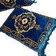 190x75 orient Sitzkissen Matratze Sitzecke Afghan toshak seating mattress (Türkis) توشک