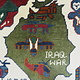116x80 cm Afghanistan U.S.A 11 september 2001 Newyork world trade center afghan kriegteppich war rug wandteppich orientteppich Nr- WTC 21D