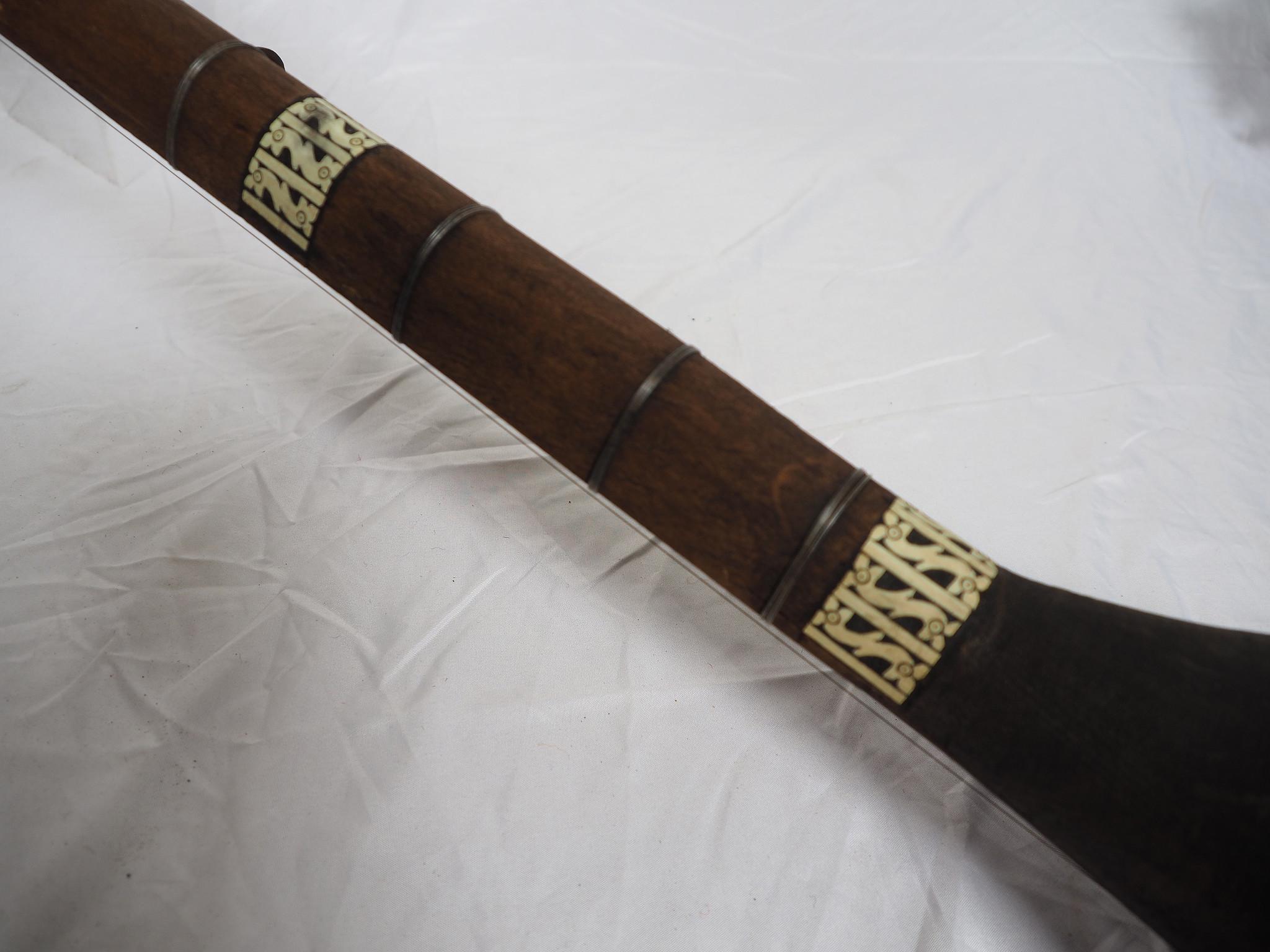 Antike Tambura Musikinstrument aus Afghanistan  21/B