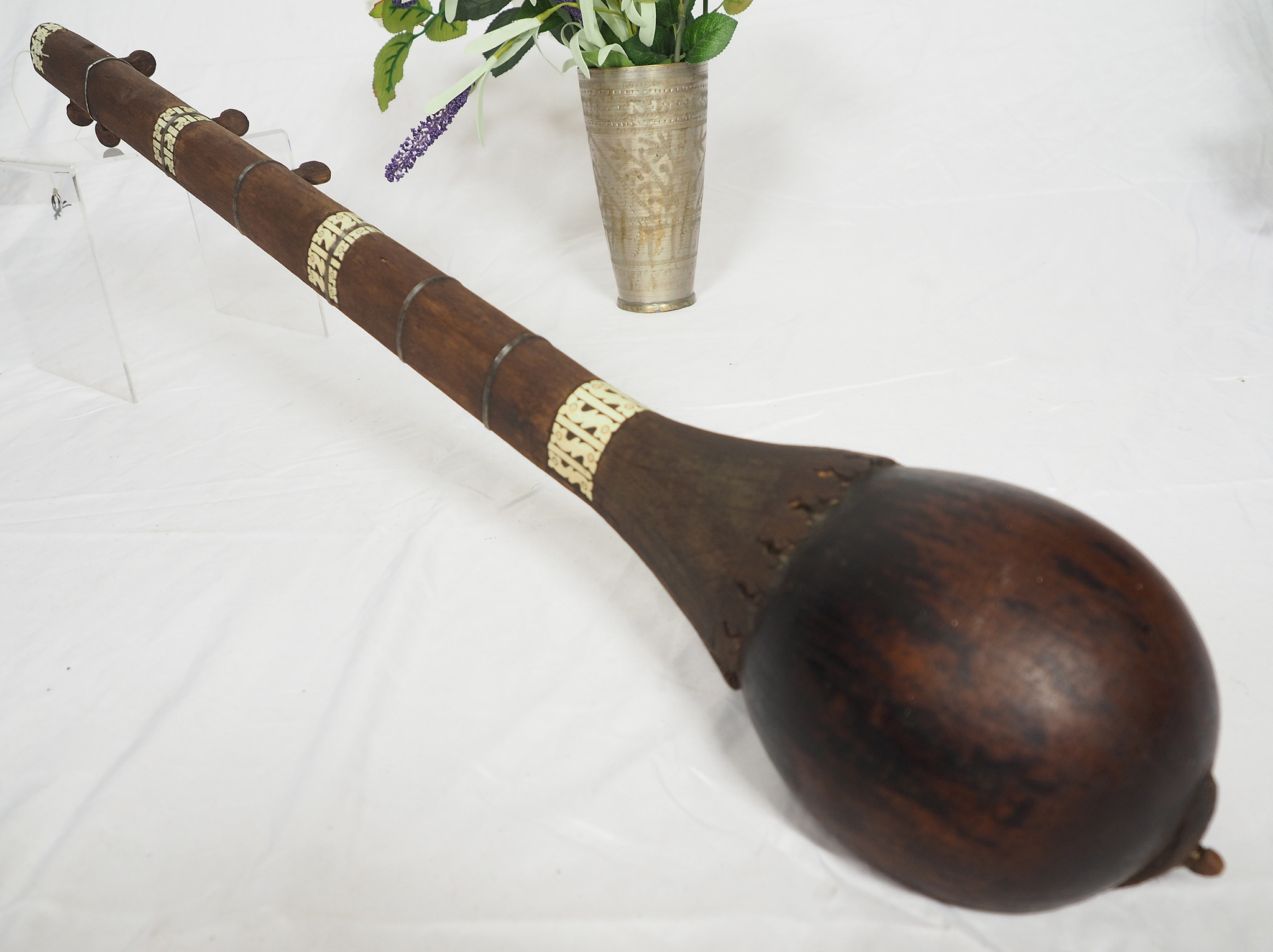 Antike Tambura Musikinstrument aus Afghanistan  21/  F