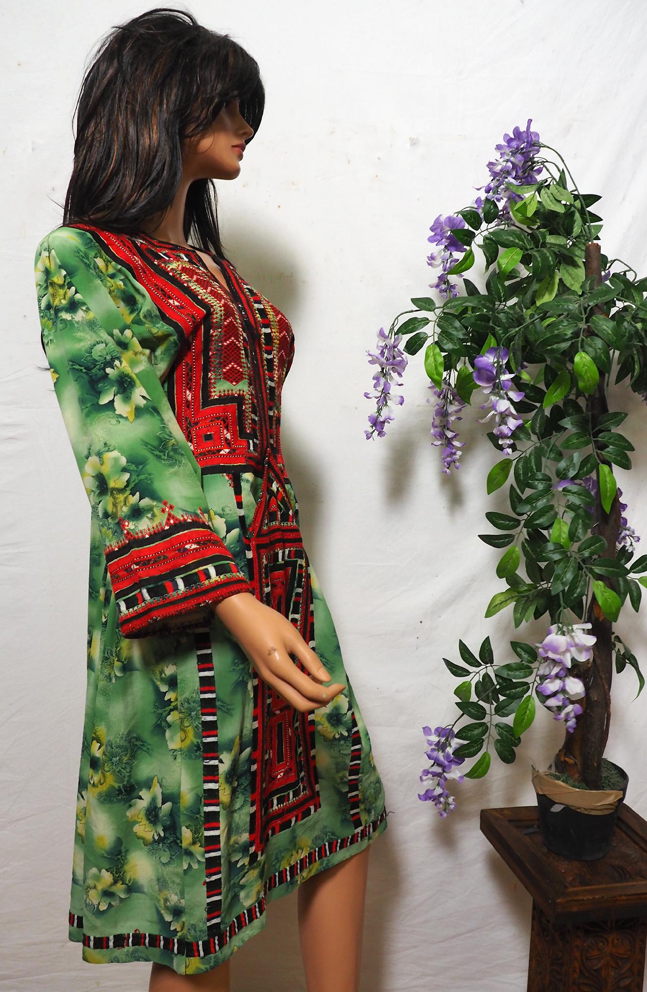 alt Beloschi Frauen Hochzeit Kleid Belutschistan Pakistan Afghanistan Nr-21/9