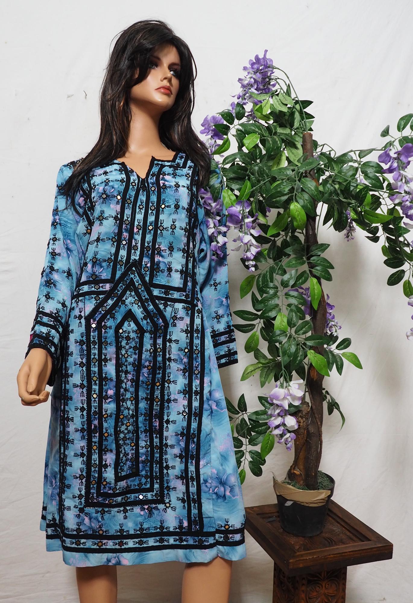 alt Beloschi Frauen Hochzeit Kleid Belutschistan Pakistan Afghanistan Nr-21/10