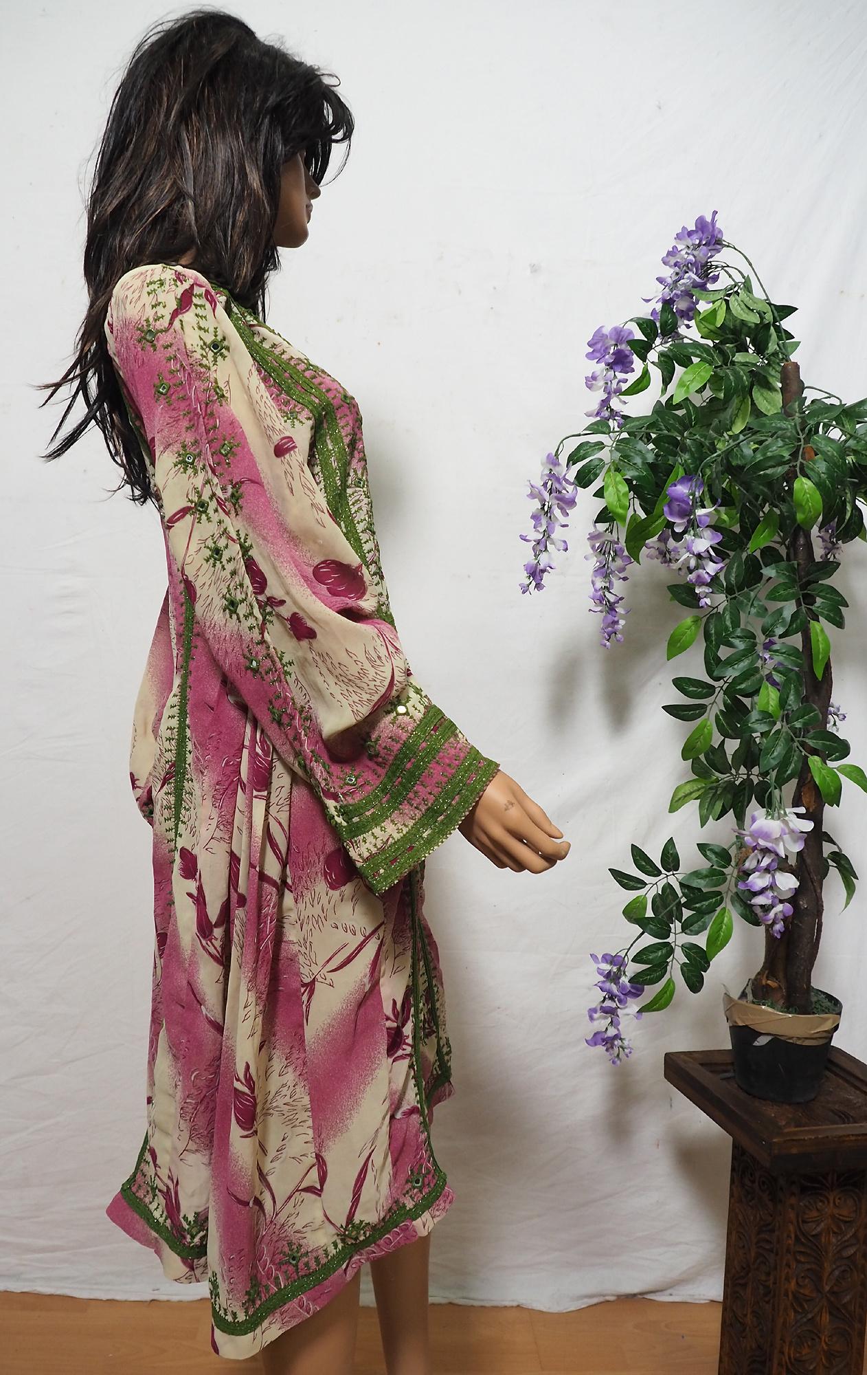 alt Beloschi Frauen Hochzeit Kleid Belutschistan Pakistan Afghanistan Nr-21/8