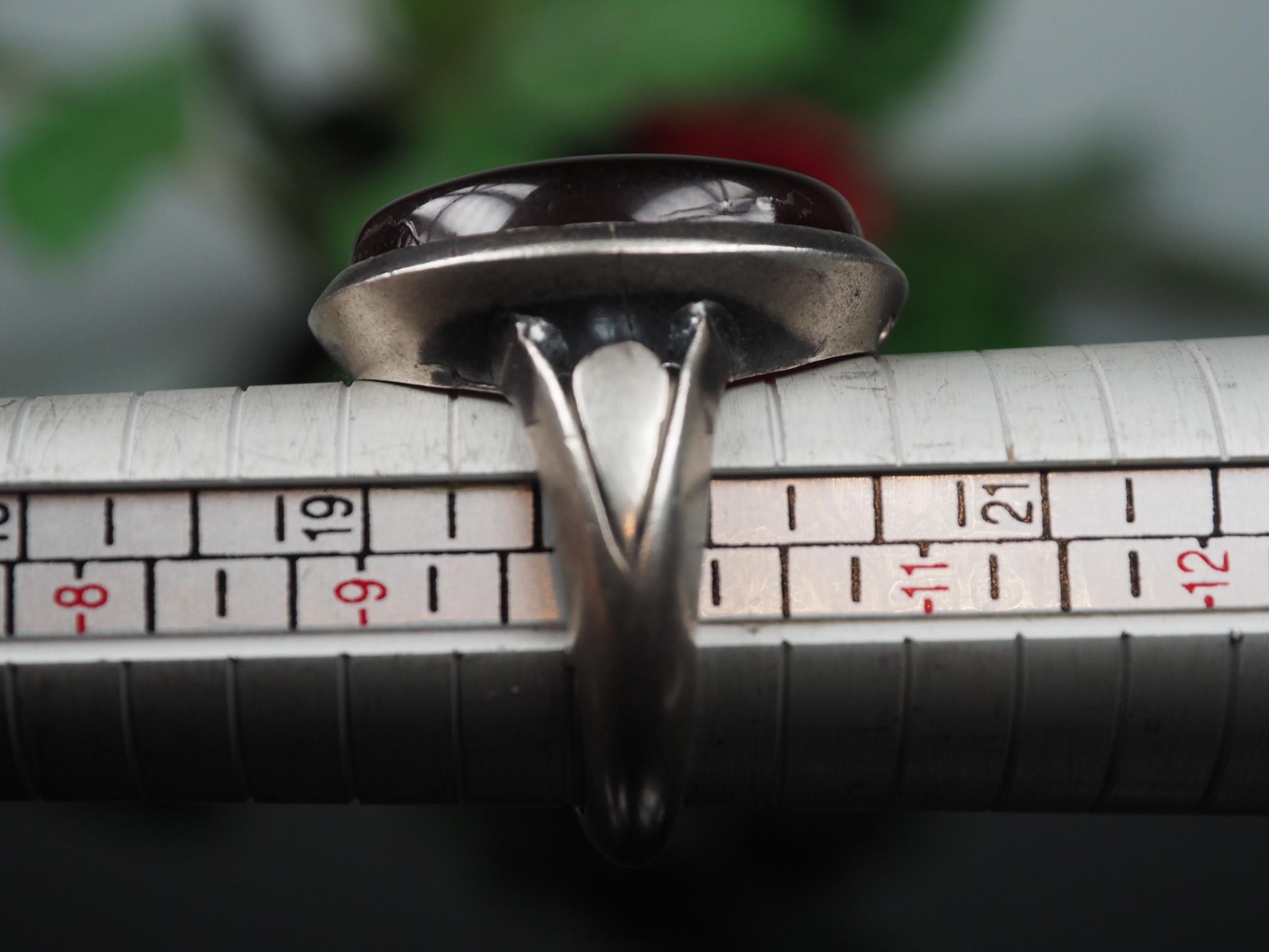 antique handmade Silver Carnelian stone turkmen statement AQEEQ ring from Afghanistan No:WL21/23