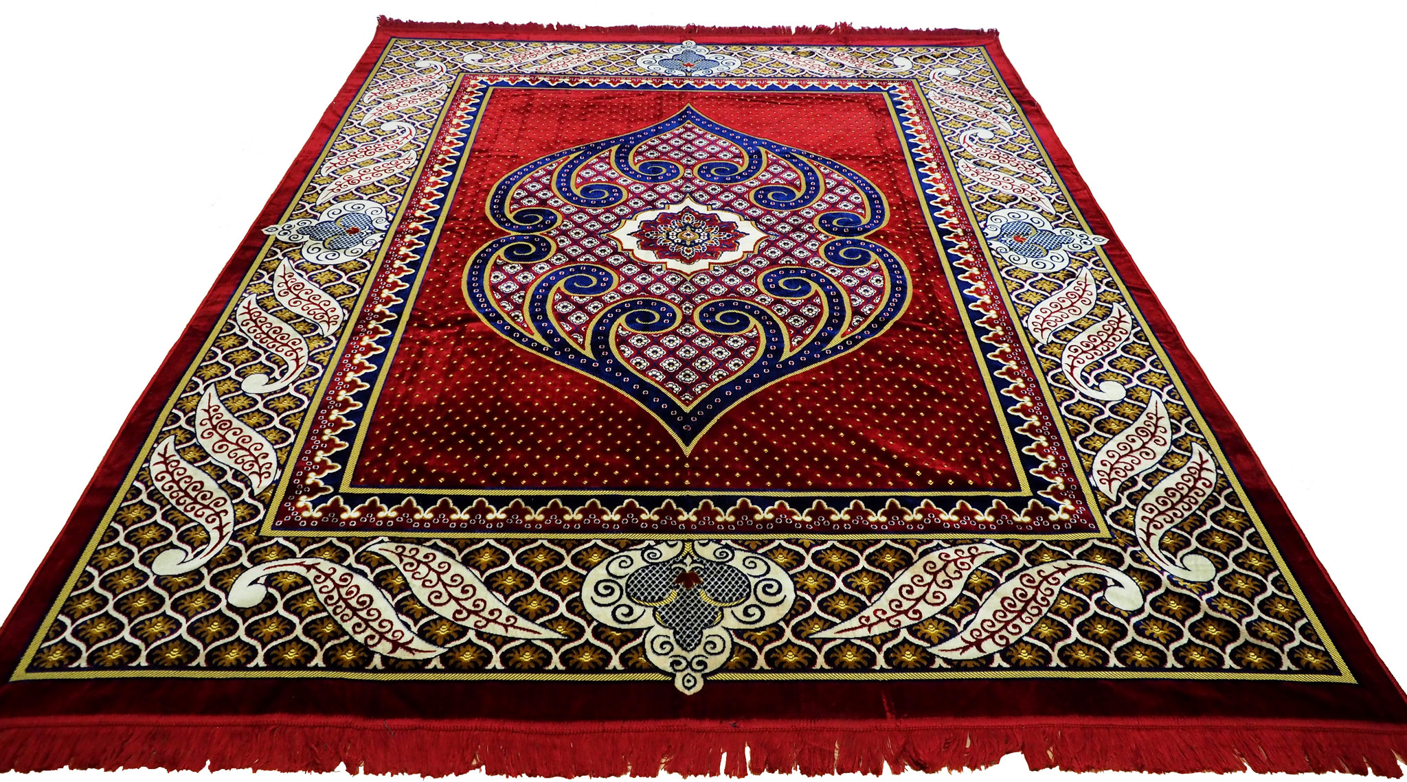 250x200 cm velvety Carpet rug for oriental Sitting area Arabic majlis nomadic bedouin floor seating floor 1001-night  machine manufactured